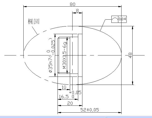 技v数控数控实际车工操作题清理cad应用程序图纸图片
