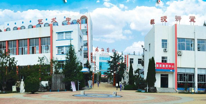 山东省威海艺术学校 山东省乳山幼儿师范学校2013年招生简章图片