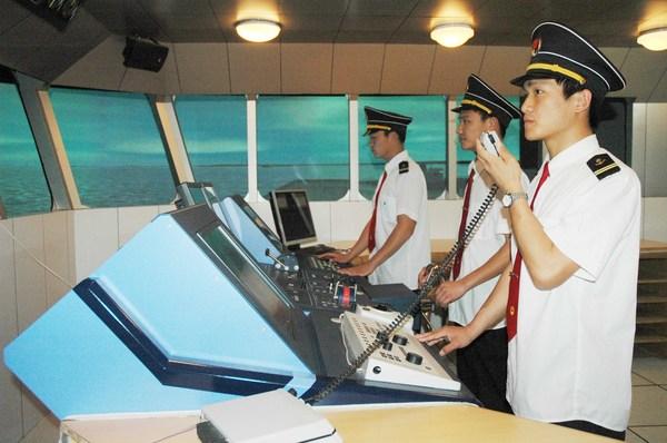 航海类专业前景怎么样?