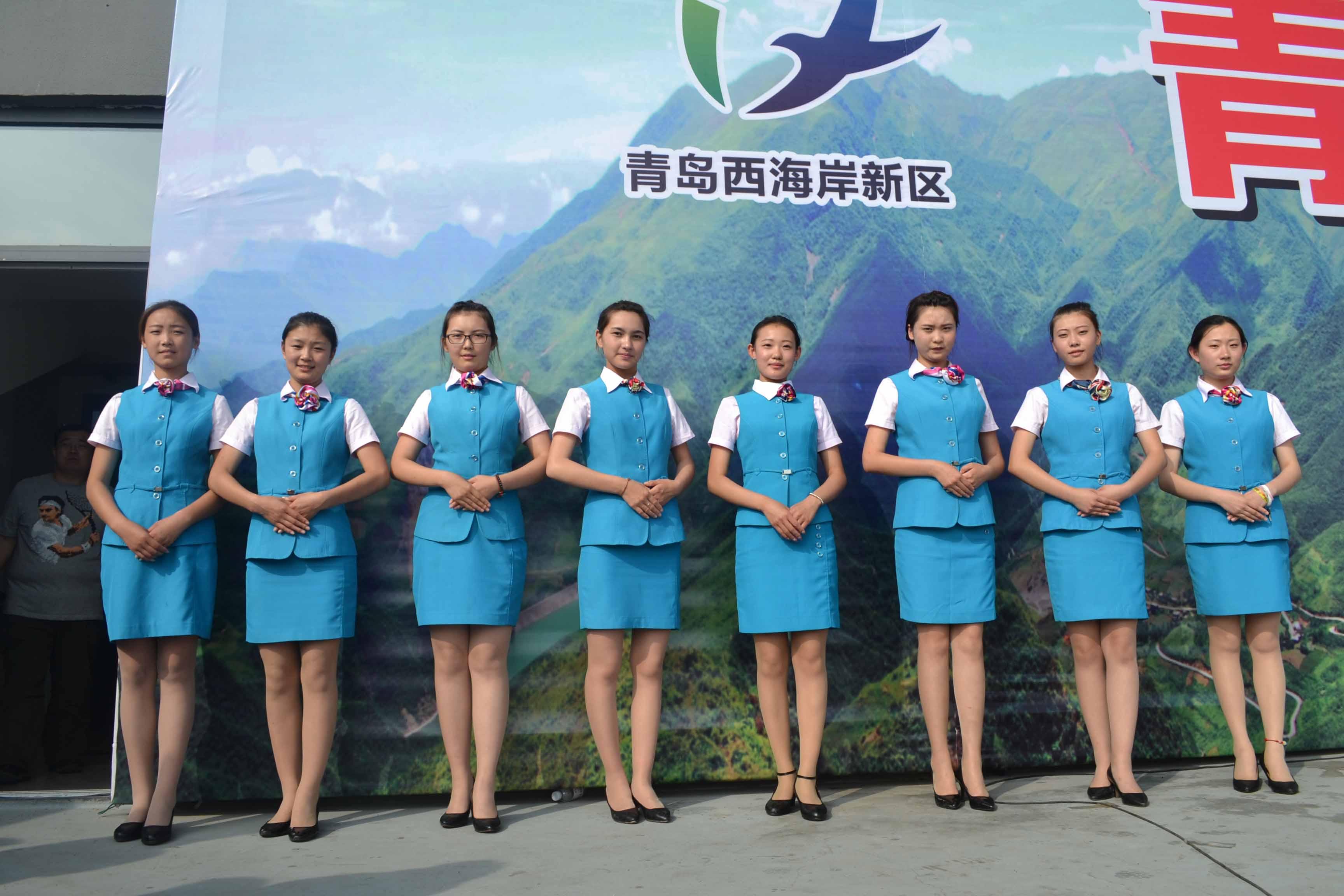 青岛航空职业技术学校就业有保障吗?