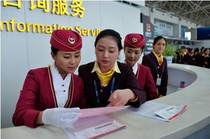 青岛航空职业技术学校高铁乘务的发展前景怎么样?