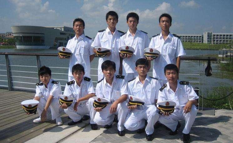 中国海洋大学继续教育学院带你走近海乘人员