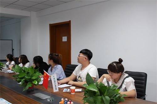 山东公路技师学院上汽大众订单班总负责人到创元教育参观交流