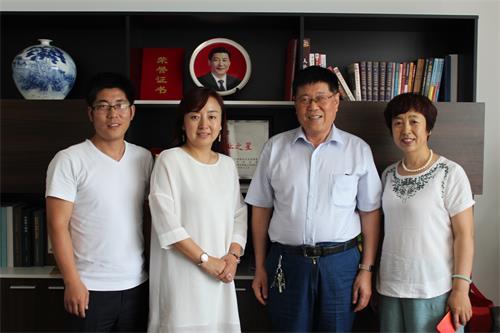 青岛航空职业技术学校未来将继续携手创元教育,让接受职业教育的学生